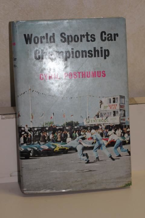 WOrld SPorts Car Championship