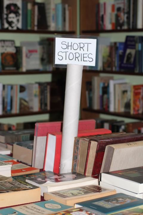 short story section