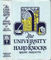 University of Hard Knocks