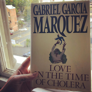SOLD! First Edition Friday Presents: Love in the Time off Cholera