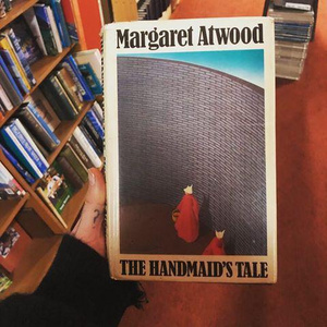 SOLD! First Edition Friday: The Handmaid's Tale by Margaret Atwood