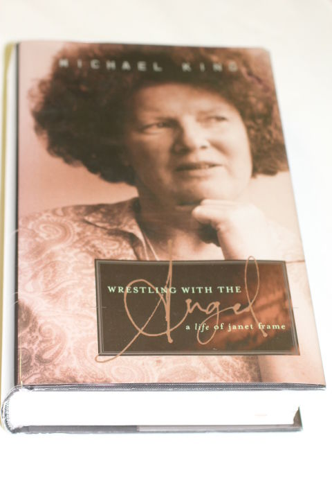 Michael King\'s biography of Janet Frame | Hard To Find Books