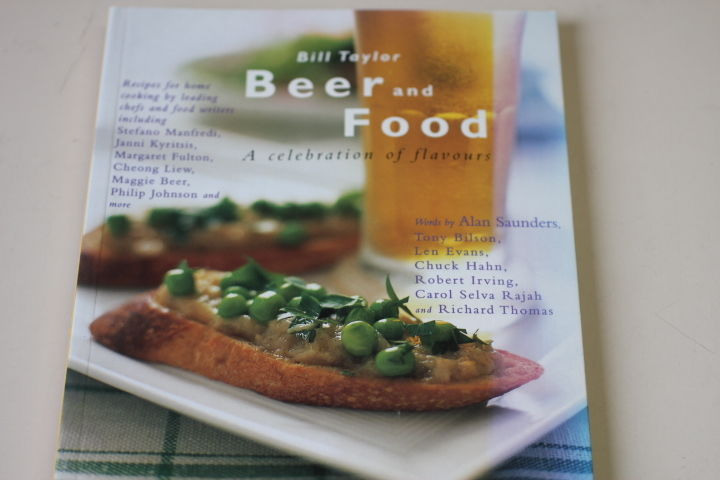 Beer and Food by Bill Taylor