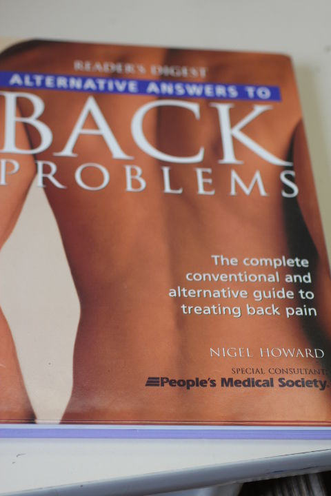 Alternative Answers to Back Problems