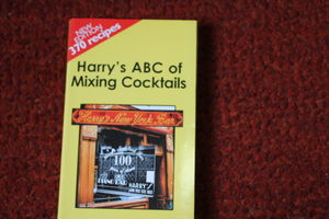 Harry's ABC of Cocktails