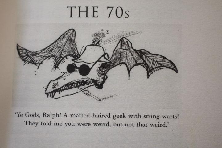 ralph steadman bats