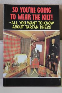 Wearing the tartan